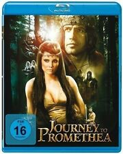 JOURNEY TO PROMETHEA - BLU RAY DISC