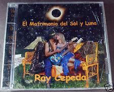 RAY CEPEDA El Matrimonio Del Sol Y Luna Brand New Factory Sealed Music CD
