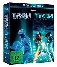 TRON/TRON LEGACY (2Disc Coll.) [Blu-ray] Jeff Bridges
