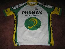 PHONAK BMC NALINI Italiano Ciclismo Jersey [6]