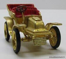 GAMA 985 Opel Darracq 1902/03 vergoldet Maßstab 1:45