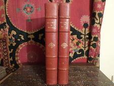 Les contes de Boccace Decameron. 2 tomes. Brunelleschi. Maroquin. 1934