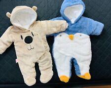 BabyKleidung paket Gr.62/68 junge/Mädchen wagen Anzug schneeanzug  Bekleidung