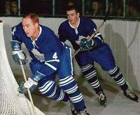 Red Kelly Toronto Maple Leafs UNSIGNED 8x10 Photo (B)