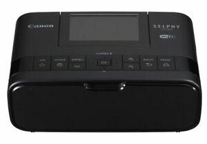 Canon Selphy CP1300 schwarz Fotodrucker Drucker