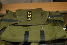 BRITISH ARMY GQ EQUIPMENT CHUTE PARACHUTE NYLON ROLL BAG CASE MILITARY GR.1 PARA