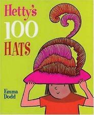 Hetty's 100 Hats Slingsby, Janet Hardcover