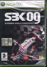 SBK 09 Videogioco XBOX 360 Sigillato 8033102494639