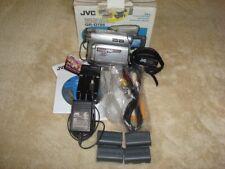 JVC GR-D796 Mini DV Camcorder