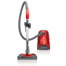 Kenmore 81414 400 Series Bagged Canister Vacuum - Red- New bags
