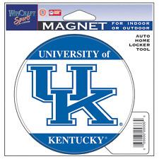 "KENTUCKY University Wildcats NCAA College 4""x4"" Team Logo Magnet"