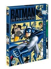 Batman The Animated Series DC Collection Volume 2 4xdvds R4