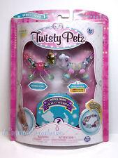 Twisty Petz Sunshiny Pony Posie Poodle + 1 Hidden 3 Pack Series 1 Bracelet