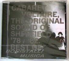 CABARET VOLTAIRE - THE ORIGINAL SOUND OF SHEFFIELD '78/'82 BEST OF- CD Sigillato