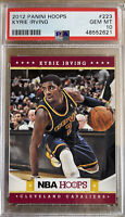 Lot POP! 2012-13 Panini NBA Hoops Rookie KYRIE IRVING #223 PSA 10 Brooklyn Nets