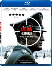 Killing Heydrich (Blu-Ray, 2018, RARE Canadian version WITH FRENCH)