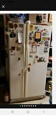 New listing refrigerator whirlpool big 2 door pick up only.please serious bit only 😶