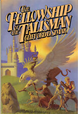 The Fellowship of the Talisman by Clifford D. Simak- Advance Reading Copy-HC/DJ