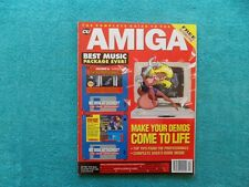 CU AMIGA magazine - july 1992
