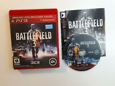 Battlefield 3 PS3 Sony Playstation 3 - COMPLETE -CIB - FAST FREE SHIPPING