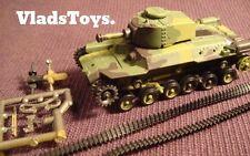 "Precise 1:72 Imperial Japanese Army Medium Type 97 ""Chi-Ha"" Assault Tank w/120mm"