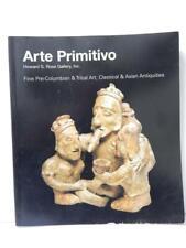 AUCTION CATALOG ARTE PRIMITIVO TRIBAL ART AUCTION CATALOG COLOR PHOTOS MAY. 2014