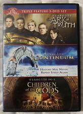 Stargate - Ark of Truth / Continuum / Children Of The Gods Final Cut 3-Disc Set