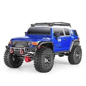 1:10 4wd Off Road Trucks Rock Crawler Desert 4x4 Waterproof Hobby RC Car Toy