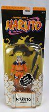 "2007 Mattel Naruto Shonen Throwing Stars 5"" Action Figure Sealed"