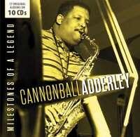 Adderley Cannonball - Milestones de Una Leyenda Nuevo CD