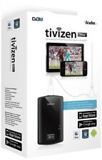 iCube Tivizen iPlug Ricevitore DVB-T Wi-Fi x Android Apple iPad iPhone PC & Mac