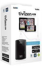 iCube Tivizen iPlugRicevitore DVB-T Wi-Fi x Android Apple iPad iPhone PC & Mac