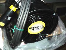 Ramfan Ub20xx Confined Space Fan Ax Ex Prf 8 In 13 Hp 115v