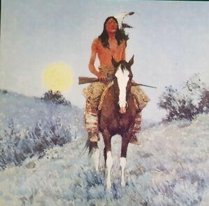 Fabrizio De Andre' L'Indiano Vinyl Legacy Edt. Vinile Originale + Libretto Nuovo