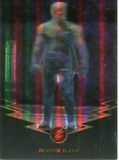 The Flash Season 1 Foil Rogues Chase Card G4 Reverse Flash