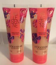 2 Pc L'OCCITANE Loccitane ARLESIENNE Shower Cream Body Wash 2.3 Oz Each