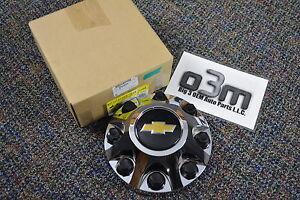 2011-2014 Chevrolet Silverado 2500 8 Lug Wheel Chrome Center Hub Cap new OE