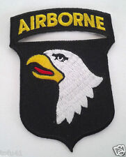 101st Airborne Military Veteran Us Army Patch P2983 E