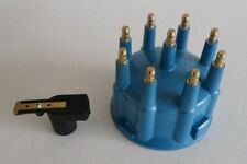 1BLUE Ready-To-Run/Pro Billet Replacement Distributor Cap & Rotor Top Street TSP