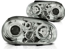 RINGS FAROS LPVW65 VW GOLF IV 1997 1998 1999 2000 2001 2002 2003 CHROME