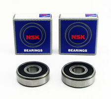 GN250 1982-1997  2 x 6302 Front Wheel bearings NSK Bearings