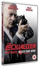 The Equalizer  Movie: Blood and Wine - DVD NEW & SEALED - Edward Woodward