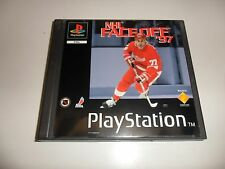 PLAYSTATION 1 PSX ps1 NHL FACE OFF 97