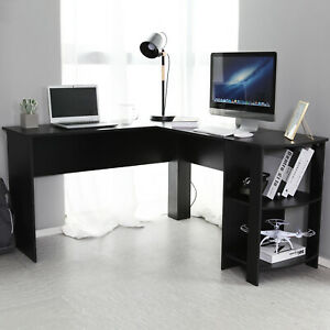 Eckschreibtisch Computer Schreibtisch Arbeitstisch Winkelschreibtisch L-Form