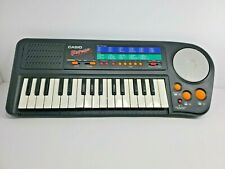 Casio Rapman RAP-1 Electronic Keyboard Voice Effector TESTED Working No Mic