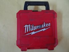 "USED Milwaukee Holesaws Lot of (8) 2.5"" 2-1/8"" 2"" 1.75"" 1.25"" 1-1/8"" 7/8"" 3/4"""