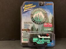 Johnny Lightning Toyota Land Cruiser 1980 Department of Forestry JLCP7146 1/64