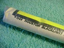 SEALED ORIG PSYCHEDELIC Blacklight Poster~ART~OP-SUN~1969 HOUSTON HB 37