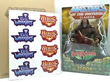 MOTUC Masters of the Universe Classics Eldor Loose with box complete
