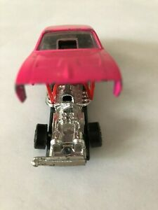 """Matchbox """"Superfast""""  Dodge Dragster, Number 70 with damaged grill"""